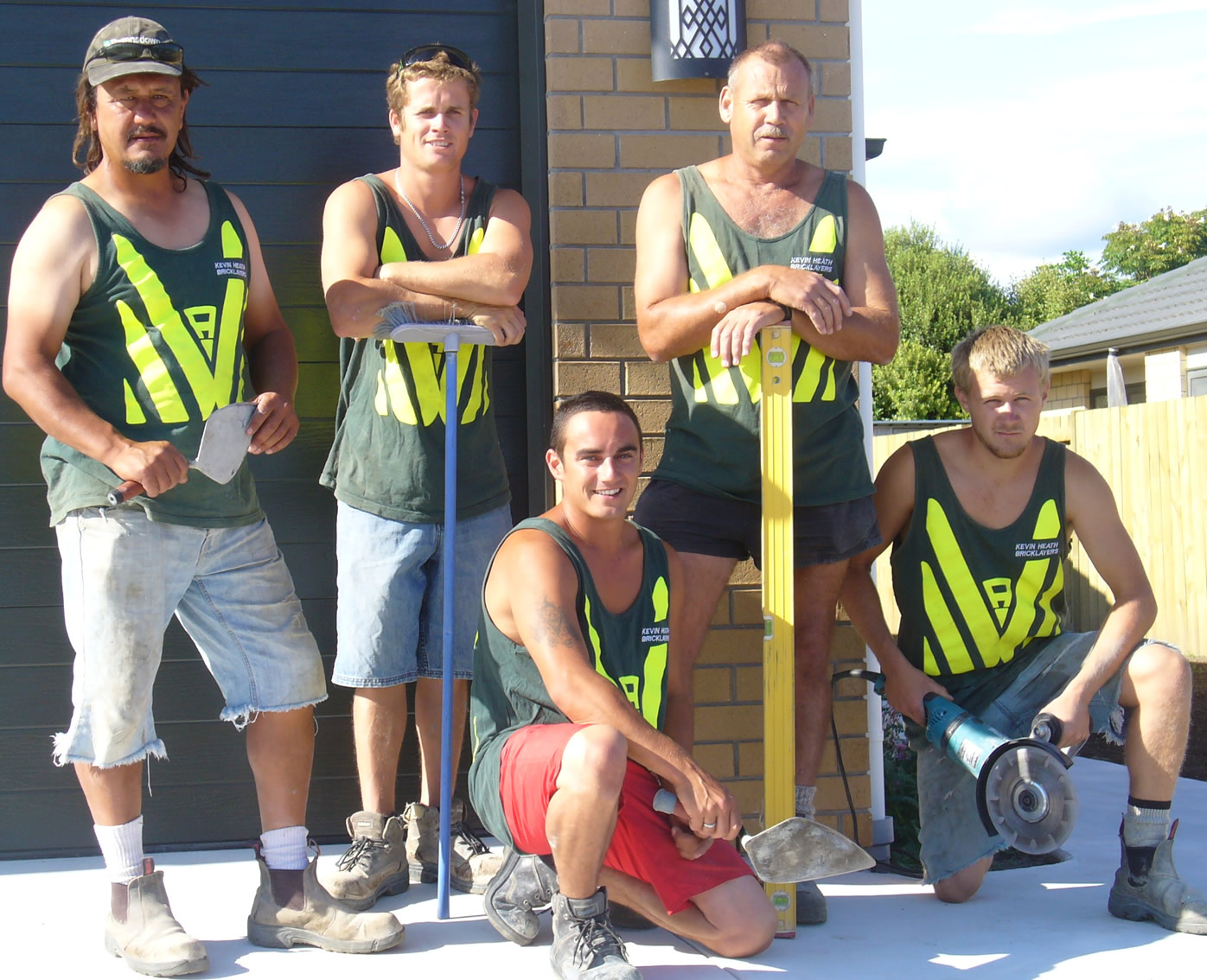 Western Bay Bricklayers